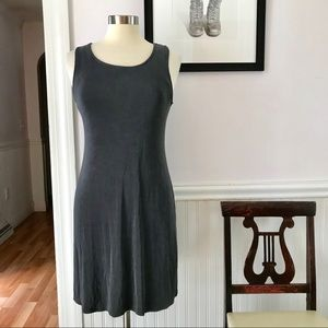 Rabbit Rabbit Dark Gray Stretch Knit Dress 10M